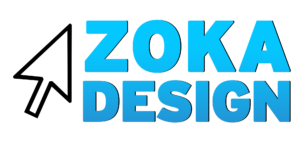 Zoka Design Logo | Best Web Designer in Leominster, Massachusetts